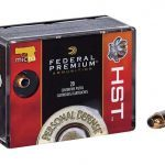 self-defense ammo, self-defense ammunition, ammo, ammunition, federal premium HST