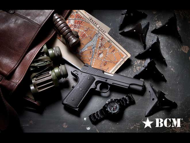 BCMGUNFIGHTER 1911, bravo company, BCMGUNFIGHTER 1911 pistol, BCMGUNFIGHTER 1911 gun, BCMGUNFIGHTER 1911 beauty