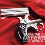 Bond Arms, bond arms derringer, bond arms defender, bond arms defender barrel