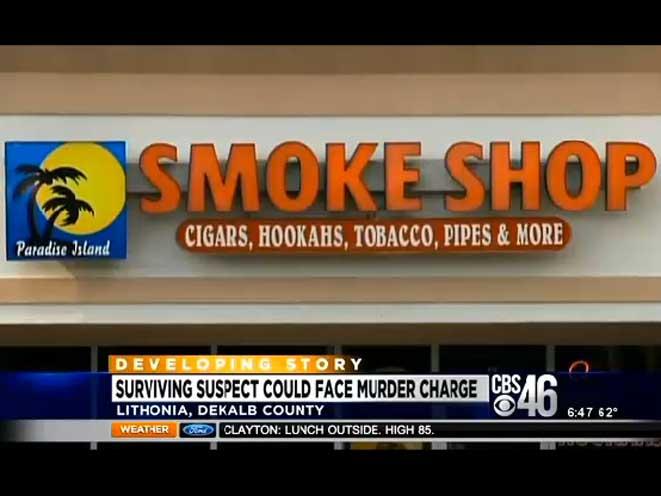 georgia smoke shop, armed robber georgia, georgia armed robbery