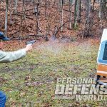 EAA Witness Pavona, pavona, european american armory, EAA witness pavona pistol, EAA witness pavona range