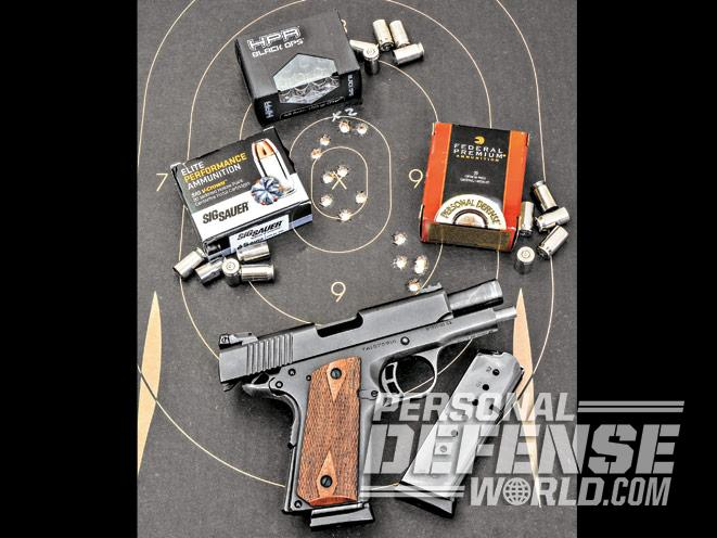 Taylor's Tactical Compact Carry 1911, taylor's tactical, taylor's tactical compact carry, taylor's tactical compact carry target