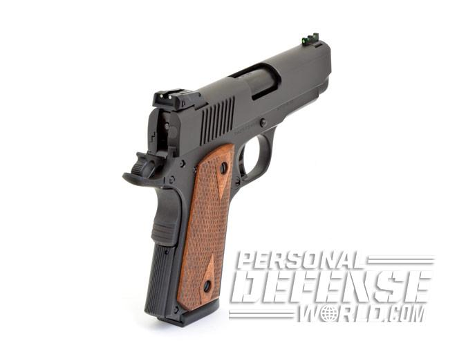 Taylor's Tactical Compact Carry 1911, taylor's tactical, taylor's tactical compact carry, taylor's tactical compact carry side