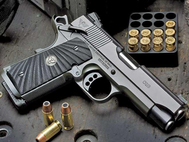 wilson combat, wilson combat 1911, 1911, 1911 pistols, 1911 gun, Wilson combat CQB compact