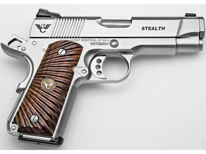 wilson combat, wilson combat 1911, 1911, 1911 pistols, 1911 gun, Wilson combat stealth