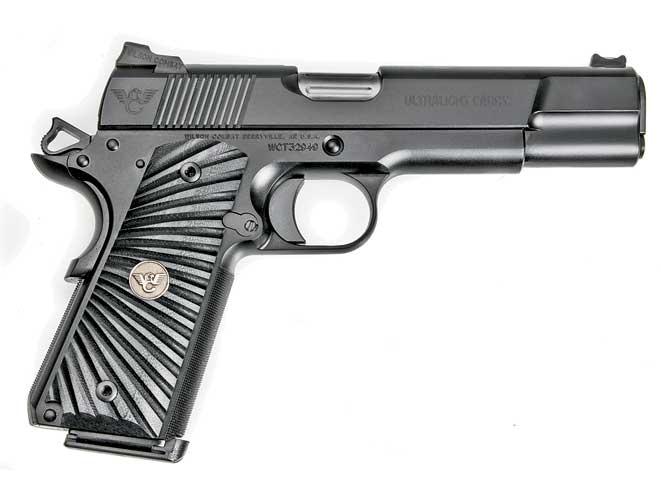 wilson combat, wilson combat 1911, 1911, 1911 pistols, 1911 gun, Wilson combat ultralight carry