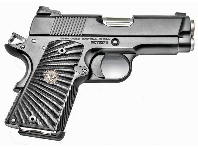 wilson combat, wilson combat 1911, 1911, 1911 pistols, 1911 gun, Wilson combat ultralight carry sentinel