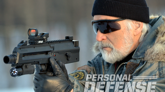 Exclusive Video: Test-Firing 3 Select-Fire Air Pistol Replicas