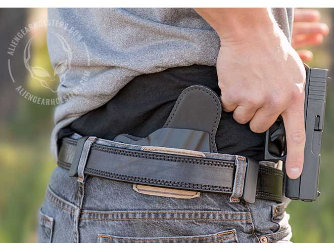 alien gear, alien gear holsters, alien gear glock 43, alien gear holsters glock 43, glock 43, glock 43 holsters
