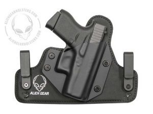 alien gear, alien gear holsters, alien gear glock 43, alien gear holsters glock 43, glock 43, glock 43 holster