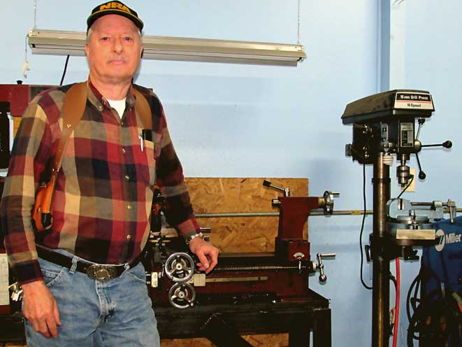 american gunsmithing institute, american gunsmith, gary smith, gary smith agi, gary smith american gunsmithing institute