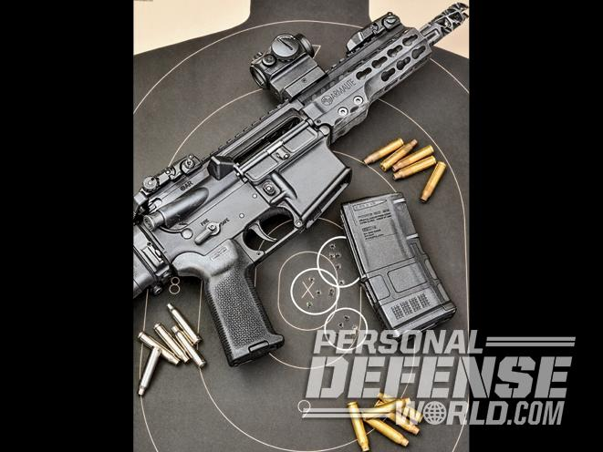 Armalite M15P6: An Ideal Out-of-the-Box Defensive Pistol