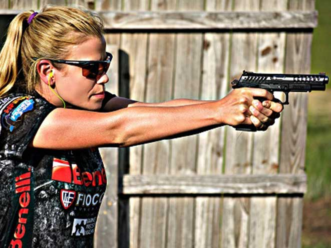 Heather Fitzhugh, Bushmaster Tarheel 3-Gun Monthly Match