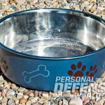 home invasion, home defense, home invaders, home invader, large dog bowl
