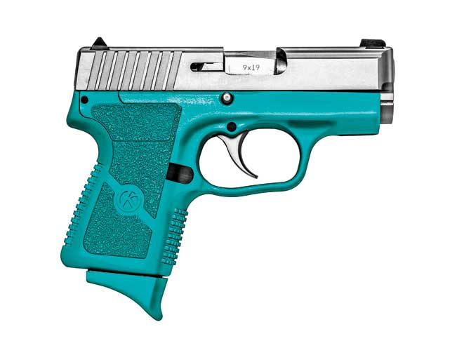 5 Colorful Personal Defense Pistols
