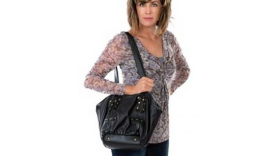 Kippi Leatham, springfield armory, kippi leatham springfield, purse carry, purse concealed carry