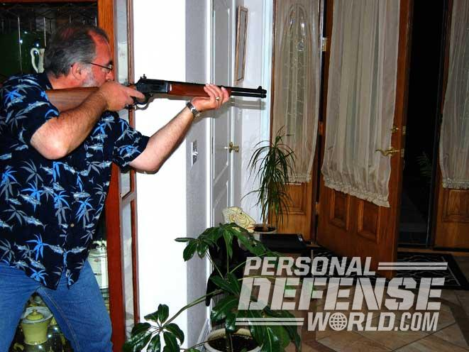 Lifesaving Lever-Action Rifles For Home Defense