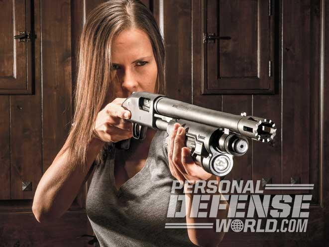 Mossberg S 500 Special Purpose 20 Gauge Shotgun