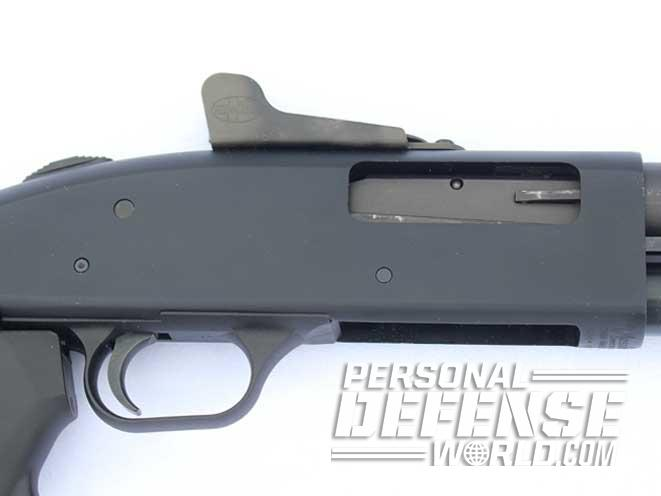 Mossberg's 500 Special Purpose 20 Gauge Shotgun