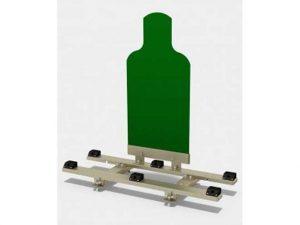 Oakwood Controls, H-Bar target, H-Bar target system