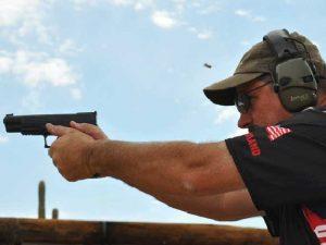 Springfield Armory's Rob leatham, rob leatham, springfield armory, springfield armory rob leatham