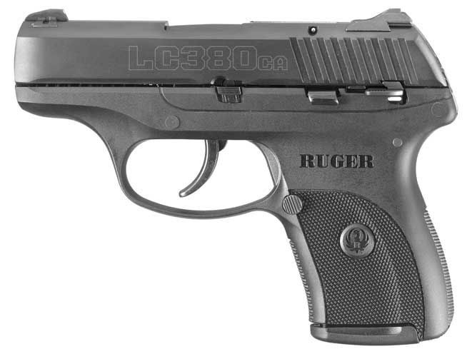 Ruger LC380CA, ruger, ruger LC380, LC380