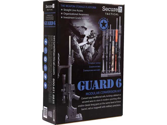 SecureIt Tactical Guard 6 Conversion Kit, guard 6 conversion kit, secureit tactical