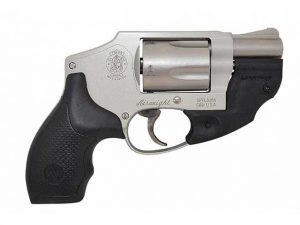S&W J-Frame with LaserMax CenterFire Laser Sighting System, lasermax centerfire, lasermax centerfire sight