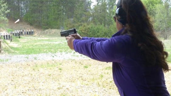 Well Armed Women Firearms Club