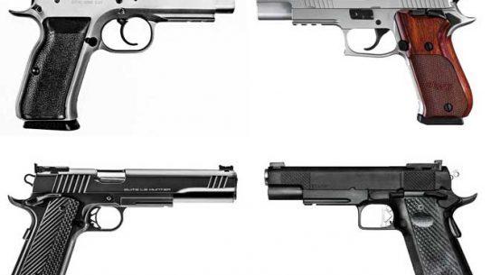 10mm pistol, 10mm pistols, 10mm