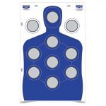 targets, target, rimfire target, rimfire targets, Birchwood Casey 10-Clay Target Holder