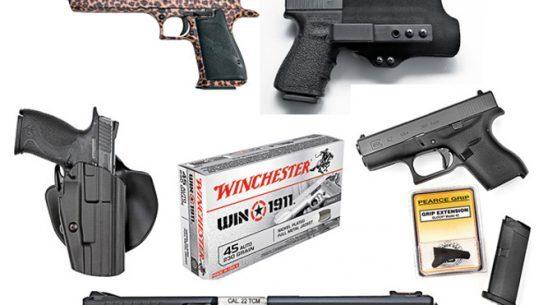 combat handguns, combat handguns august 2015