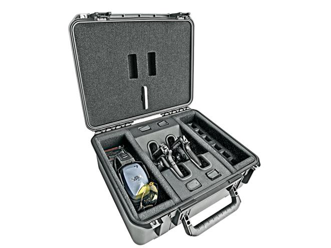 gun case, gun cases, gun safe, gun safes, pistol gun case, pistol case, casecruzer quickdraw 2 gun case