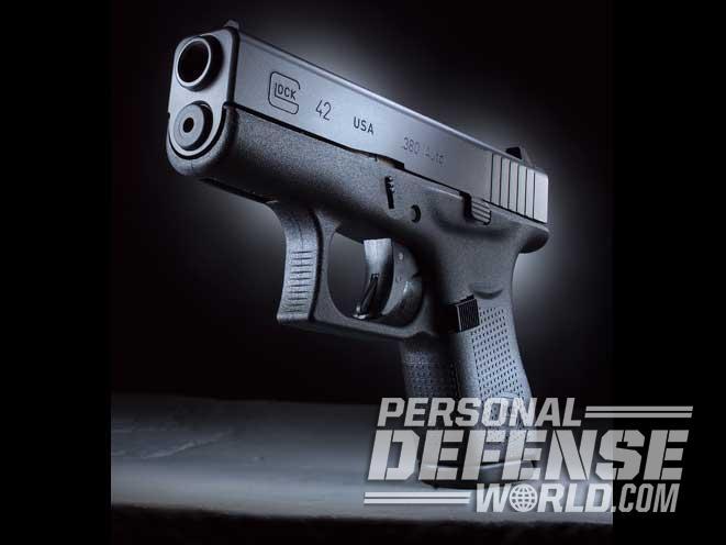 Glock 42, glock 43, glock 42 personal defense, glock 42 vs. glock 43, glock 42 gun, glock 42 pistol, glock 42 .380 acp