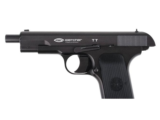 gletcher, gletcher TT, gletcher TT airgun, gletcher airgun, gletcher tt profile