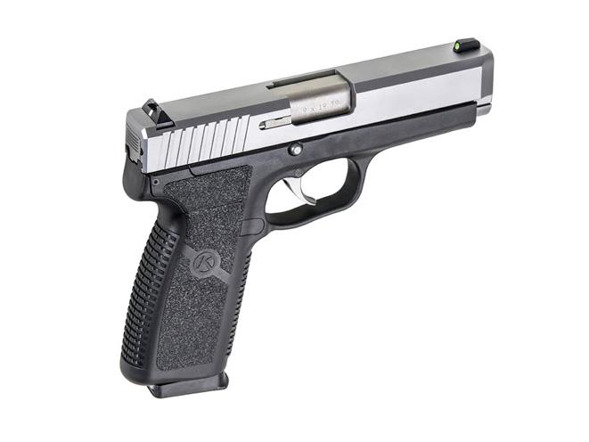 kahr, kahr arms, kahr pistols, c-series pistols, kahr c-series pistol, Kahr CT9093N