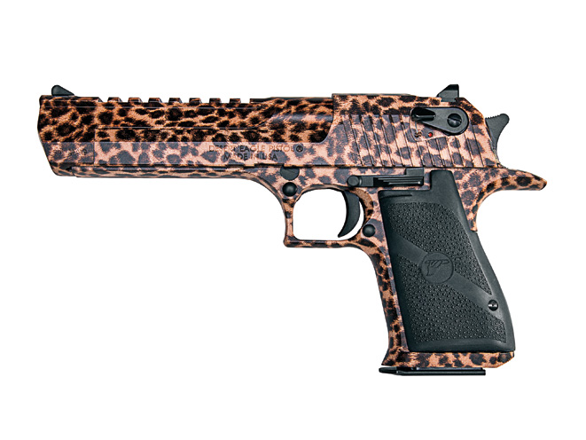 combat handguns, combat handguns august 2015, combat handguns new products, magnum research desert eagle cheetah