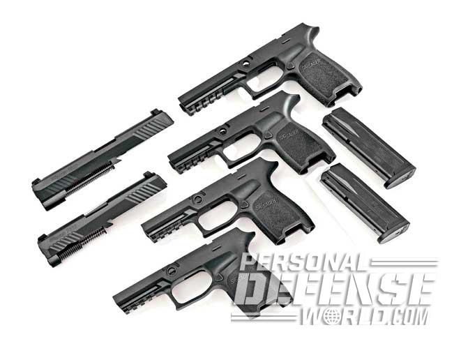 Have It Your Way' with Sig Sauer's Modular P320 Series