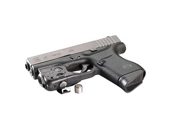 Streamlight TLR-6, streamlight, TLR-6 Glock, Glock 43, Glock 42
