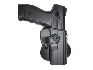 Tagua Gunleather Push Button Lock Style Holster