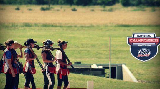 usa shooting, usa shooting shotgun, usa shooting national championships