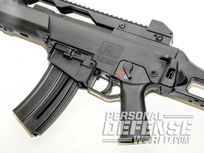 Gun Review: Walther's Replica HK G36  22