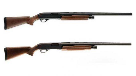 SXP Field, SXP Field Compact, Winchester SXP, Winchester SXP Shotguns