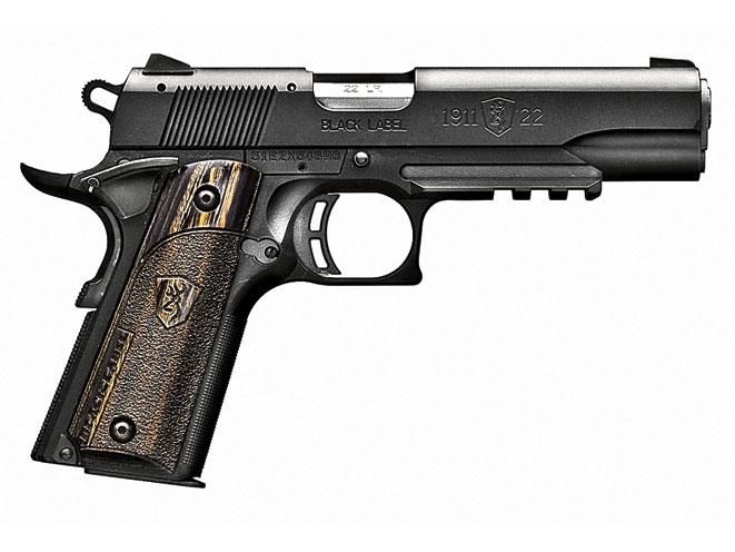 rimfire, rimfires, rimfire guns, rimfire gun, rimfire handguns, rimfire handgun, browning 1911-22 a1