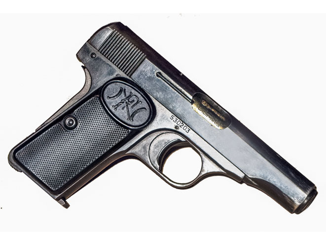 pistol, pistols, pocket pistol, pocket pistols, classic pocket pistol, classic pocket pistols, new pocket pistol, new pocket pistols, FN Model 1910