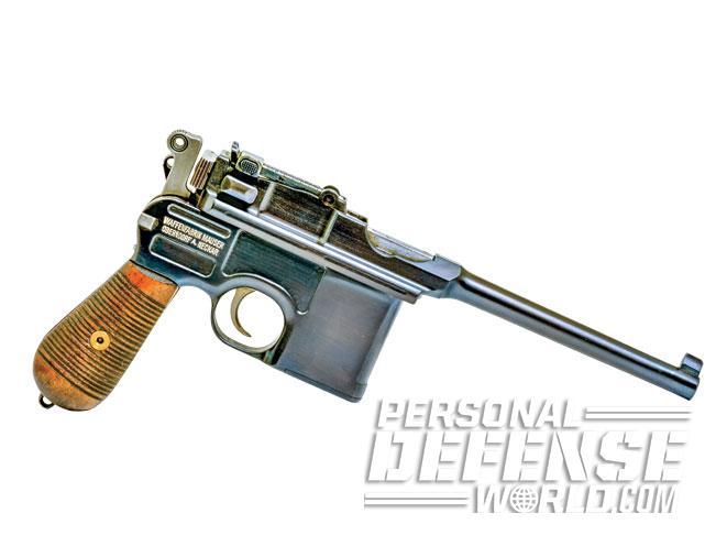 combat handguns, historical handguns, history handguns, history handgun, historical gun, historical guns, historical handgun, mauser c96