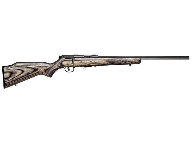 rifles, rifle, rimfire rifle, rimfire rifles, rimfire gun, rimfire guns, .22 rimfire rifle, .22 rimfire rifles, savage 93R17 BVSS