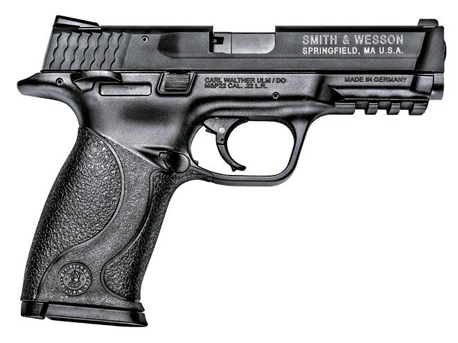rimfire, rimfires, rimfire guns, rimfire gun, rimfire handguns, rimfire handgun, smith wesson m&p22