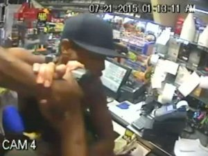 texas gas station, texas armed robbery, armed robber