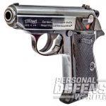combat handguns, historical handguns, history handguns, history handgun, historical gun, historical guns, historical handgun, walther ppk